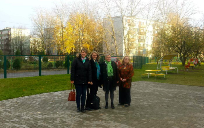 Interactive books for children- Meeting in Riga