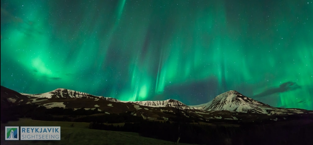 Northern Lights & Updated App for Tour Operator: Reykjavik Sightseeing