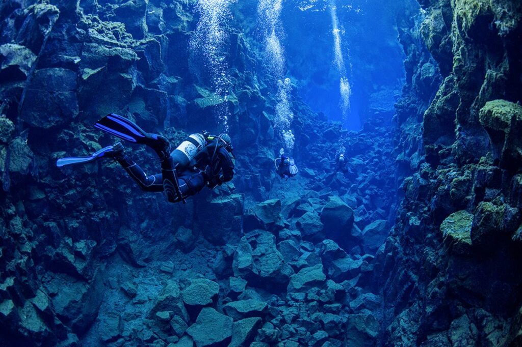 divingthingvellir