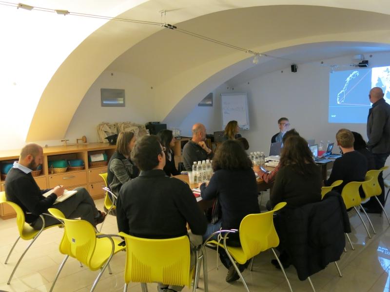 ESTEAM Project meeting