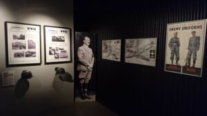 Locatify Icelandic Wartime Museum Installation 2