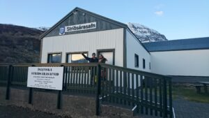 Locatify Icelandic Wartime Museum Picture