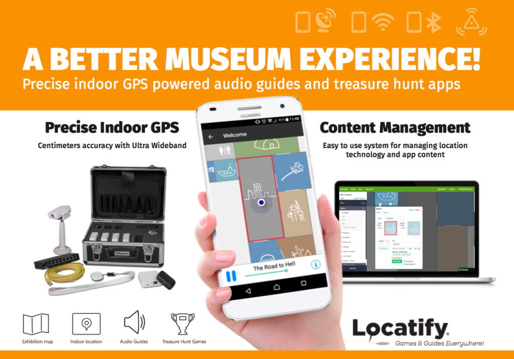 Locatify Museum Solution