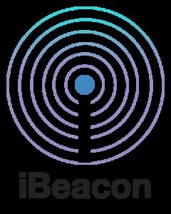 iBeacon logo