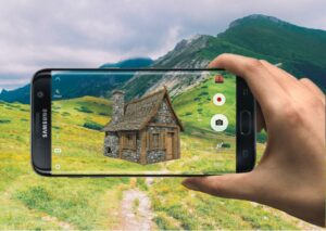 Augmented Reality CINE museums without walls