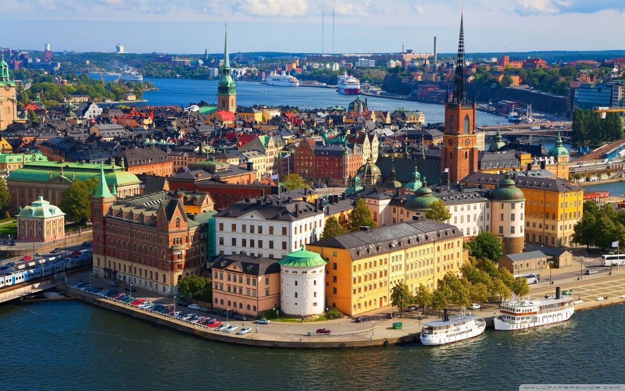 Locatify Stockholm demo