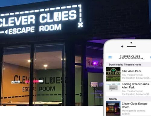 Clever Clues Takes Escape Room Experience Outdoors With New App