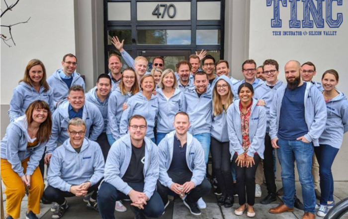 Locatify TINC Silicon Valley Accelerator Experience 2018