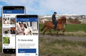 Hunathing vestra app FL Horse Rental-min