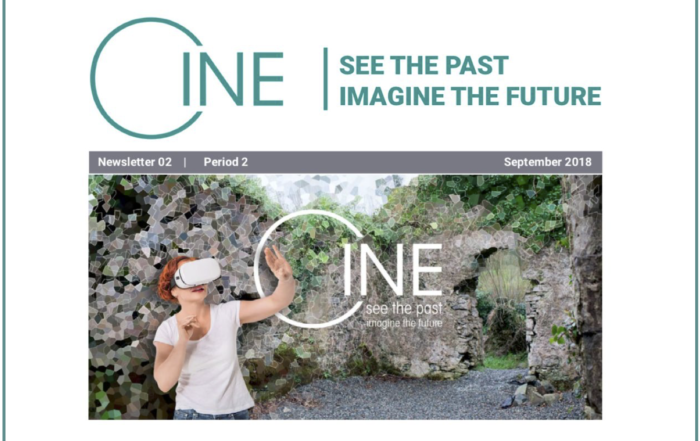 CINE: See The Past | Imagine The Future! 1 Year Anniversary
