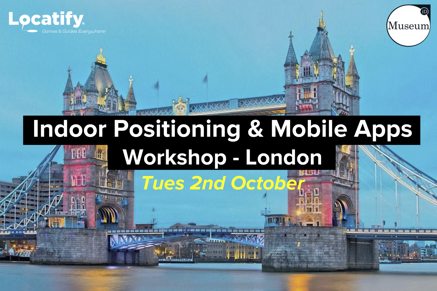 Museum ideas workshop Locatify Indoor positioning (2)