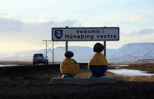 Húnaþing Vestra Guide