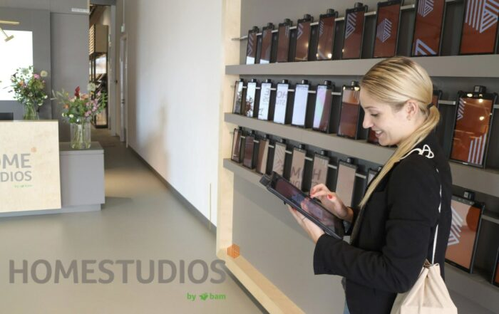 Case Study: BAM Homestudios – 4800m2 UWB Indoor Positioning Project