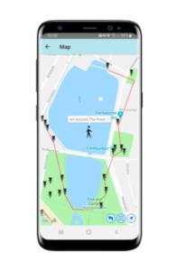 Reykjavik Art Walk app screenshot