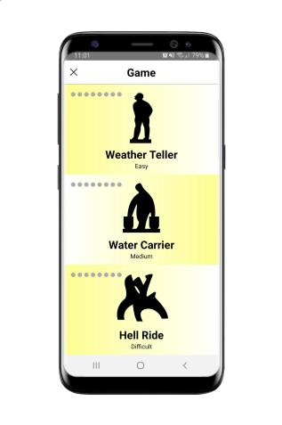 eykjavik Art Walk app screenshot
