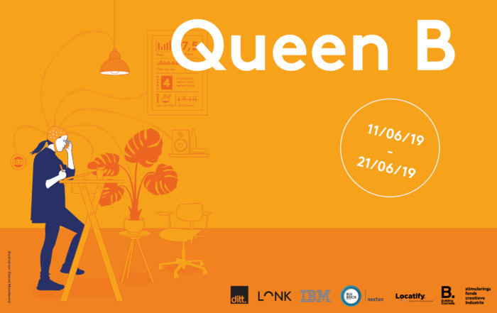 Labor Lab #2 – Queen B: Experience the data driven workplace of the future (Event)