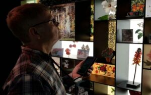 The Story of Gardening at the Newt (UWB indoor positioning by Locatify) - 5