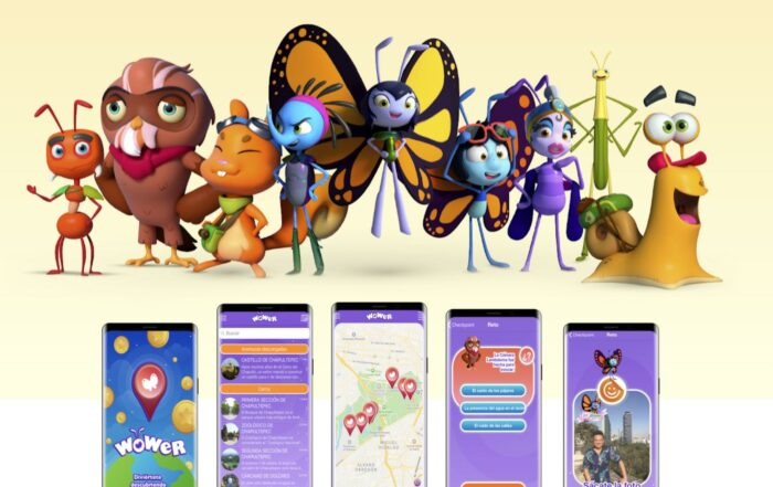 Wowlandia app release by locatify