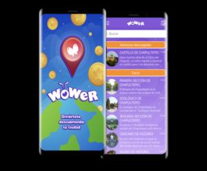 Wowlandia treasure hunt app_1