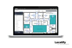 Locatify indoor navigation
