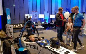 iBeacon treasure hunt game at UTMessan 2020-3