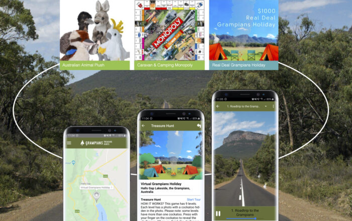 Win a $1000 Holiday package with the Virtual Grampians Holiday Game